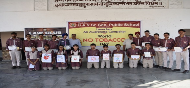 No Tobacco Day 2019