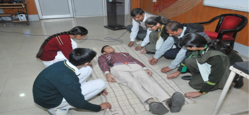 First Aid Workshop